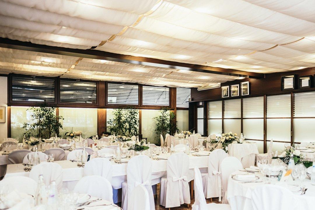 Hotel ristorante della Baia sala La Spezia Magazine