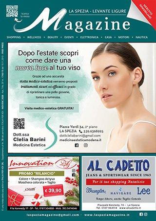 La Spezia Magazine Novembre Dicembre 2020