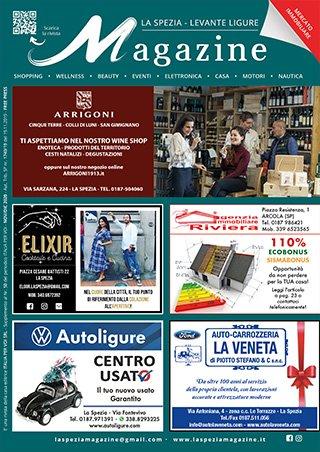 Levante Ligure Magazine Novembre Dicembre 2020