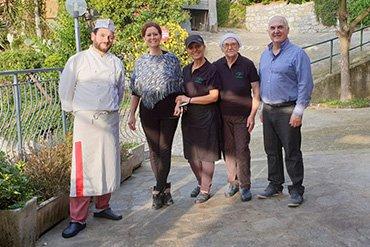 bar ristorante uliveto staff