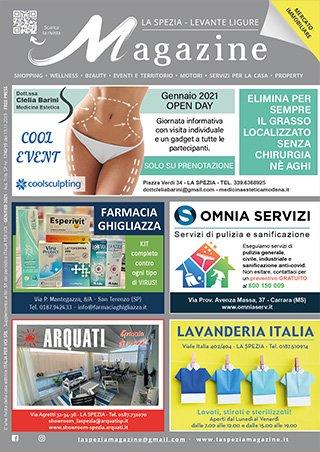 Levante Ligure Magazine Gennaio Febbraio 2021