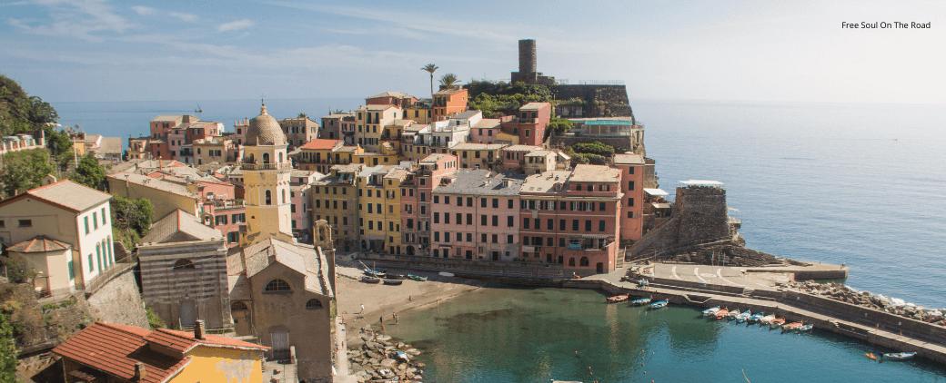 Il Sentiero Azzurro: da Monterosso a Vernazza