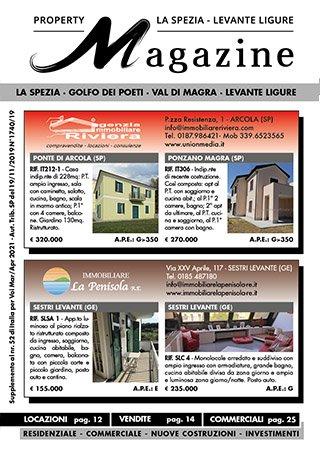 laspezia levanteligure property-magazine marzo aprile 2021