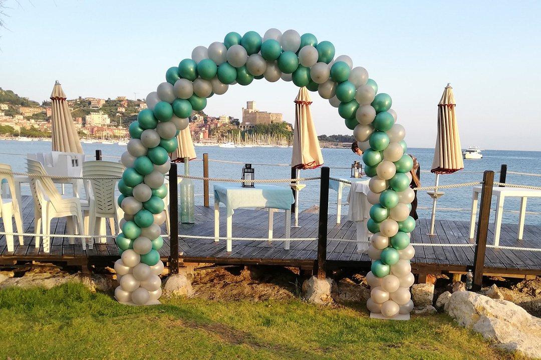 lafatacamilla wedding palloncini allestimenti