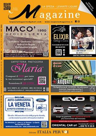 La Spezia Magazine Maggio-Giugno 2021