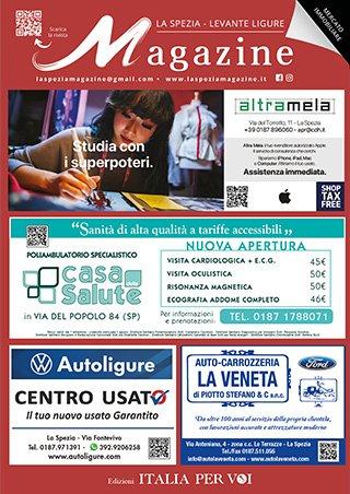 La Spezia Magazine settembre-ottobre 2021