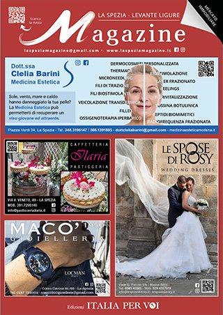 Levante Ligure Magazine settembre-ottobre 2021